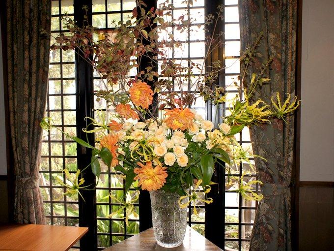 2010年作品展の生花の作品集